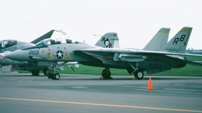 Photo ID 62110 by Arie van Groen. USA Navy Grumman F 14A Tomcat, 159013