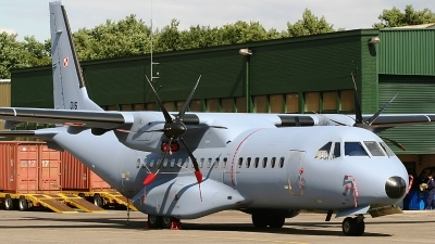 Photo ID 62561 by Rob Hendriks. Poland Air Force CASA C 295M, 016