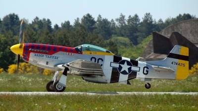 Photo ID 7810 by Kurt Saxkjær. Private Private North American P 51D Mustang, PH PSI
