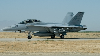 Photo ID 62241 by Jaysen F. Snow - Midwest Tail Chasers. USA Navy Boeing F A 18F Super Hornet, 166850