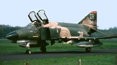Photo ID 62222 by Arie van Groen. USA Air Force McDonnell Douglas F 4E Phantom II, 74 1048