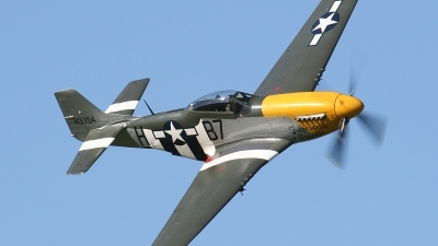 Photo ID 62327 by Dean West. Private Old Flying Machine Company North American P 51D Mustang, G BTCD