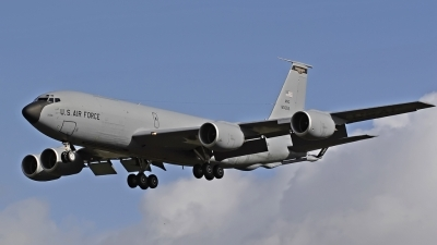 Photo ID 62344 by Andreas Hunold. USA Air Force Boeing KC 135R Stratotanker 717 148, 58 0056