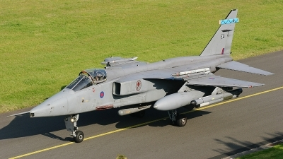 Photo ID 62433 by Rob Hendriks. UK Air Force Sepecat Jaguar GR3A, XZ396