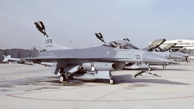 Photo ID 7841 by Rainer Mueller. USA Air Force General Dynamics F 16C Fighting Falcon, 84 1376