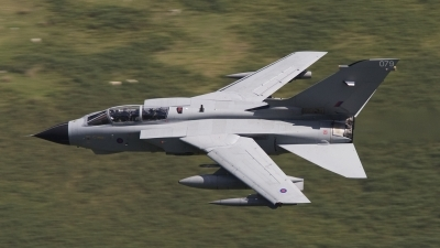 Photo ID 62763 by Tom Gibbons. UK Air Force Panavia Tornado GR4, ZD711