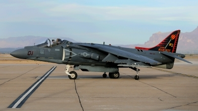 Photo ID 62757 by Henk Schuitemaker. USA Marines McDonnell Douglas AV 8B Harrier ll Plus, 165584