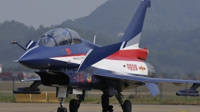 Photo ID 62770 by Peter Terlouw. China Air Force Chengdu J10S, 10