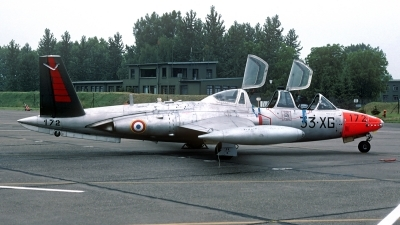 Photo ID 62928 by Carl Brent. France Air Force Fouga CM 170 Magister, 172