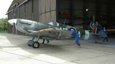 Photo ID 63404 by Michael Baldock. Private Private Supermarine 349 Spitfire LF5B, G LFVB