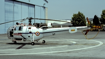 Photo ID 63176 by Carl Brent. France Securite Civile Sud Aviation SE 3160 Alouette III, F ZBAF