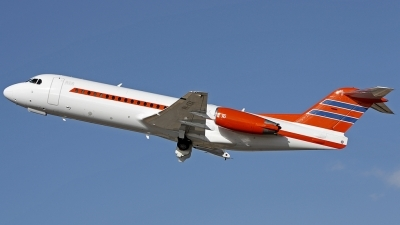Photo ID 63203 by Fernando Sousa. Netherlands Government Fokker 70, PH KBX