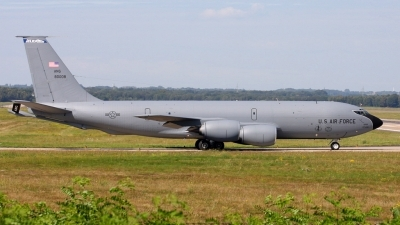 Photo ID 63235 by Andreas Hunold. USA Air Force Boeing KC 135R Stratotanker 717 148, 58 0008