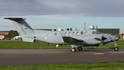 Photo ID 63501 by PAUL CALLAGHAN. UK Army Beech Shadow R1 Super King Air 350ER, ZZ416