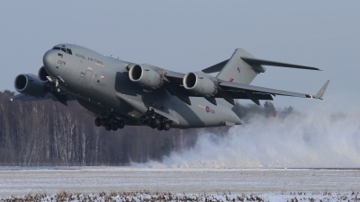Photo ID 63432 by Jens Wiemann. UK Air Force Boeing C 17A Globemaster III, ZZ176