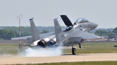 Photo ID 63443 by Alfonso S.. USA Air Force McDonnell Douglas F 15E Strike Eagle, 91 0307