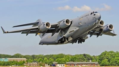 Photo ID 63465 by Robert (Robby) J Cijntje. USA Air Force Boeing C 17A Globemaster III, 05 5145