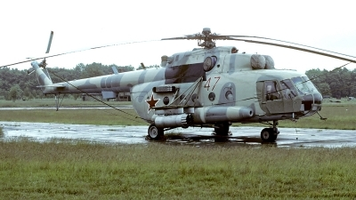 Photo ID 63677 by Carl Brent. Russia Air Force Mil Mi 8MTW, 47 RED