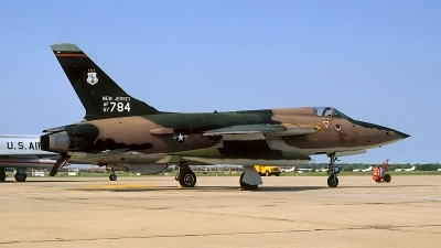Photo ID 63754 by David F. Brown. USA Air Force Republic F 105B Thunderchief, 57 5784
