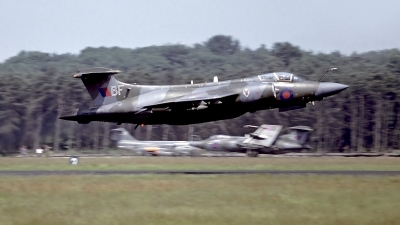 Photo ID 63753 by Carl Brent. UK Air Force Blackburn Buccaneer S 2B, XV165