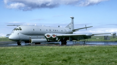 Photo ID 63795 by Joop de Groot. UK Air Force Hawker Siddeley Nimrod MR2, XV236
