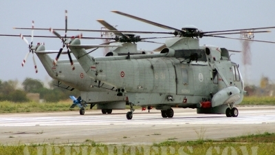 Photo ID 7976 by Gordon Zammit. Italy Navy Agusta SH 3D H Sea King AS 61, MM5021N