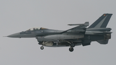 Photo ID 64646 by Toon Cox. Belgium Air Force General Dynamics F 16AM Fighting Falcon, FA 134