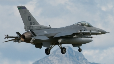 Photo ID 64021 by Lieuwe Hofstra. USA Air Force General Dynamics F 16C Fighting Falcon, 89 2137