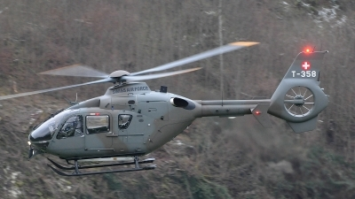 Photo ID 64114 by Martin Thoeni - Powerplanes. Switzerland Air Force Eurocopter TH05 EC 635P2, T 358