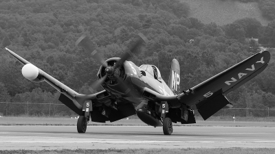 Photo ID 64169 by Tony Printezis. Private Private Vought F 4U 5NL Corsair, N45NL
