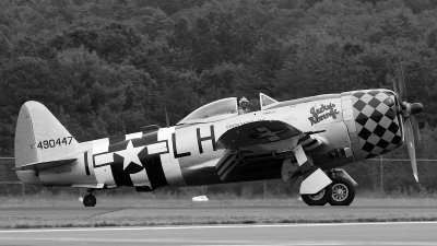 Photo ID 64170 by Tony Printezis. Private Private Republic P 47D Thunderbolt, NX1345B