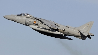 Photo ID 64353 by José luis Franco Laguna. Spain Navy McDonnell Douglas AV 8B Harrier ll Plus, VA 1B 29
