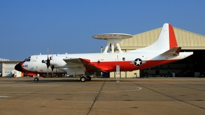 Photo ID 64181 by David F. Brown. USA Navy Lockheed NP 3D Orion, 153442