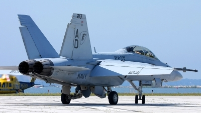 Photo ID 64178 by mark forest. USA Navy Boeing F A 18F Super Hornet, 165797
