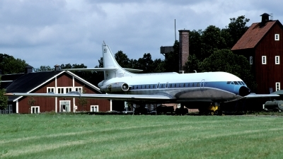 Photo ID 64509 by Joop de Groot. Sweden Air Force Sud Aviation SE 210 Caravelle III Tp85, 85172