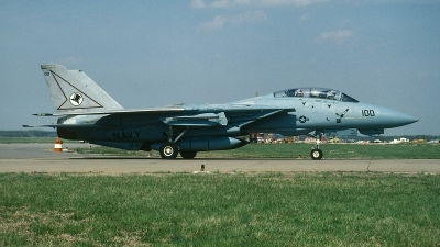 Photo ID 64440 by David F. Brown. USA Navy Grumman F 14A Tomcat, 162700