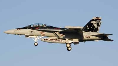 Photo ID 64452 by Brandon Thetford. USA Navy Boeing EA 18G Growler, 166928