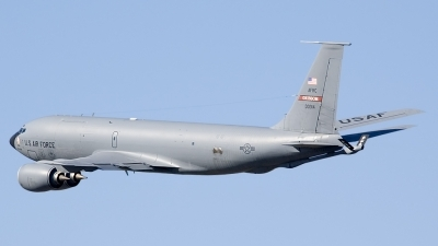 Photo ID 64450 by Brandon Thetford. USA Air Force Boeing KC 135R Stratotanker 717 100, 60 0314