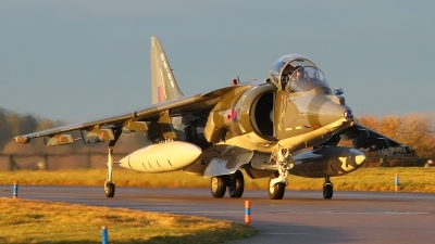 Photo ID 64484 by Rich Pittman. UK Air Force British Aerospace Harrier GR9, ZG506