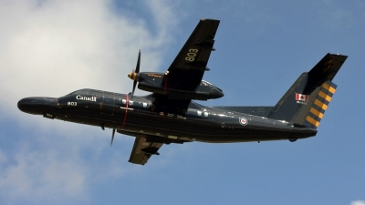 Photo ID 64664 by PAUL CALLAGHAN. Canada Air Force De Havilland Canada CT 142 Dash 8 DHC 8 102, 142803
