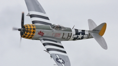 Photo ID 64586 by Joe Osciak. Private Private Republic P 47D Thunderbolt, NX1345B