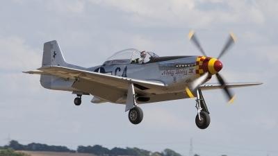 Photo ID 65495 by Niels Roman / VORTEX-images. Private Private North American P 51D Mustang, F AZSB