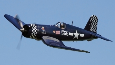 Photo ID 64752 by Joe Osciak. Private Private Goodyear FG 1D Corsair, NX83JC
