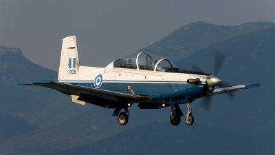 Photo ID 64922 by Giampaolo Tonello. Greece Air Force Raytheon T 6A Texan II, 008