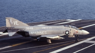 Photo ID 64964 by Rick Morgan. USA Marines McDonnell Douglas F 4J Phantom II, 153848