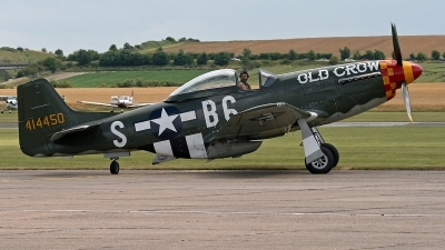 Photo ID 65070 by Niels Roman / VORTEX-images. Private Private North American P 51D Mustang, N167F