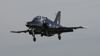 Photo ID 65675 by Barry Swann. UK Air Force BAE Systems Hawk T2, ZK015