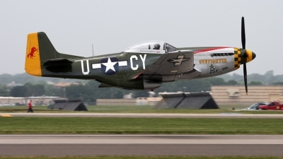 Photo ID 65347 by Johannes Berger. Private Commemorative Air Force North American P 51D Mustang, N5428V