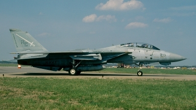 Photo ID 65180 by David F. Brown. USA Navy Grumman F 14A Tomcat, 161156