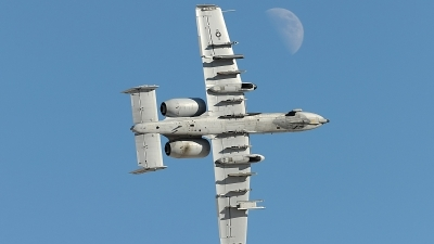 Photo ID 65400 by Jakub Vanek. USA Air Force Fairchild A 10C Thunderbolt II, 79 0169